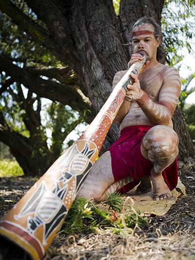 Wanu Didgeridoo